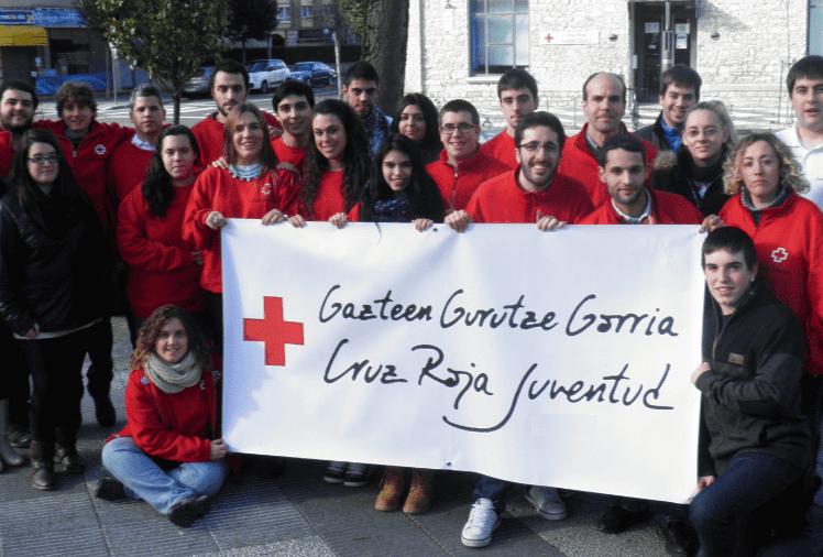 Cruz Roja Juventud en Vitoria - Gasteiz