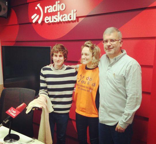 Ander Aldekoa en Radio Euskadi